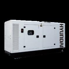 Máy phát điện công nghiệp 3pha 150KVA. Hyundai DHY-165KSE