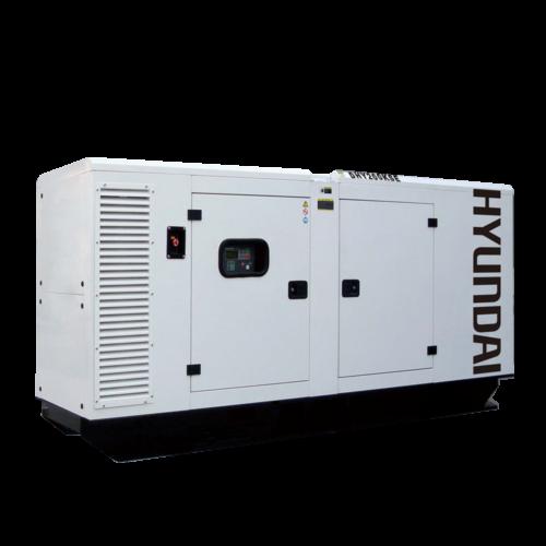 Máy phát điện công nghiệp 3pha 182KVA. Hyundai DHY-200KSE