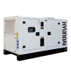 Máy phát điện công nghiệp 3pha 66KVA. Hyundai DHY-75KSE