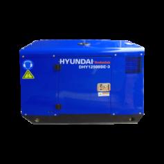 Máy phát điện Hyundai DHY12500SE-3pha