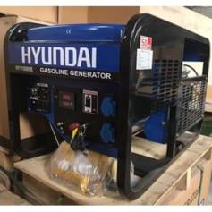 Máy phát điện gia đình, văn phòng, chạy xăng 8.5kw. HYUNDAI HY-11500LE