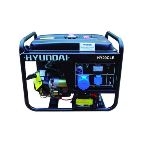 Hyundai HY20CLE. Máy phát điện 2kw