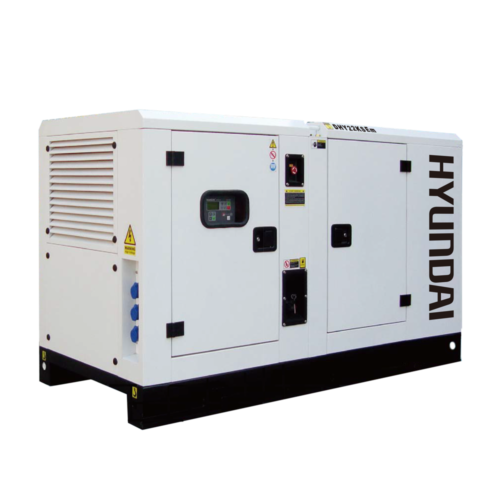 Máy phát điện công nghiệp 1pha 20Kw. Hyundai DHY-22KSEm